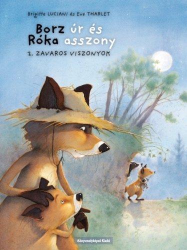 Könyv - Borz úr és róka asszony 2.