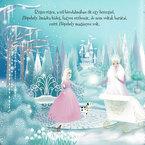 Könyv - Csillogó mesevilág - Hópehely hercegnő és az Unikornis