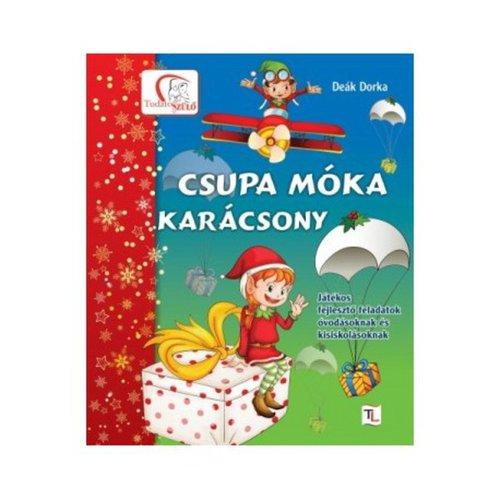Könyv - Csupa móka - Karácsony