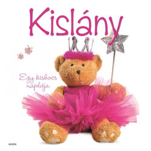 Könyv - Egy kisbocs naplója - kislány