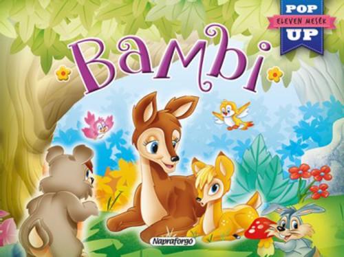 Könyv - Eleven mesék - Bambi