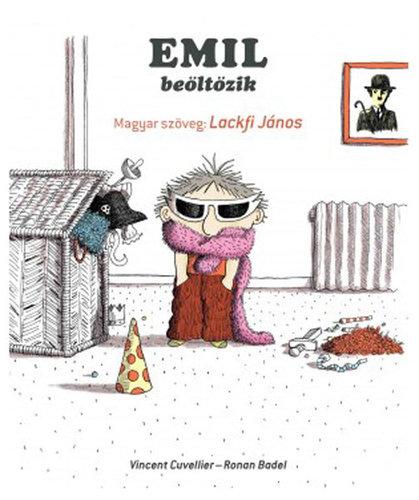 Könyv - Emil beöltözik