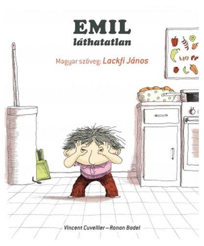 Könyv - Emil láthatatlan