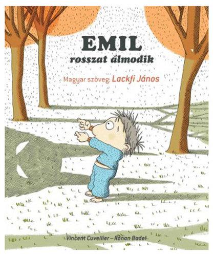 Könyv - Emil rosszat álmodik