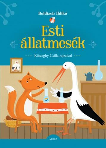 Könyv - Esti állatmesék
