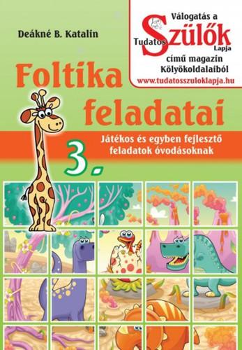 Könyv - Foltika feladatai 3.