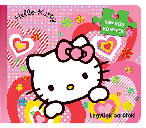 Könyv - Hello Kitty Legyünk barátok!