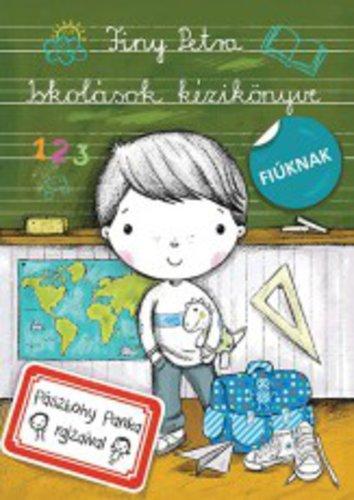 Könyv - Iskolások kézikönyve fiúknak
