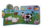 Könyv - Ismerd meg az állatokat!- Tanya