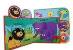 Könyv - Ismerd meg az állatokat!- Vadon