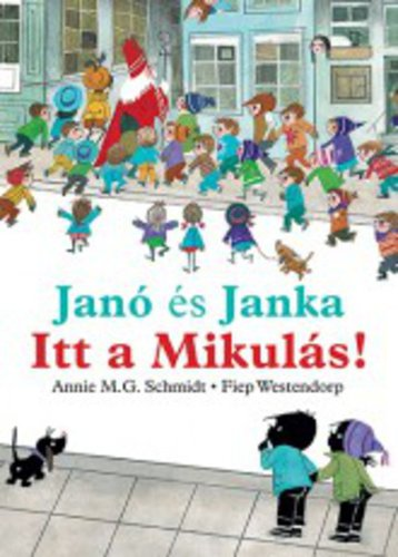 Könyv - Janó és Janka - Itt a Mikulás