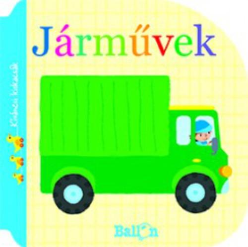 Könyv - Járművek