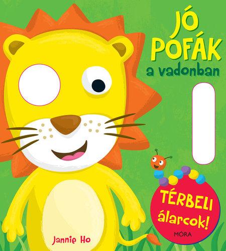 Könyv - Jó pofák a vadonban