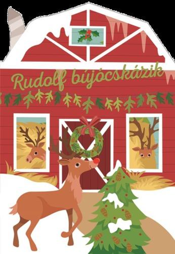 Könyv - Karácsonyi lapozó - Rudolf bújócskázik