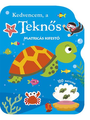 Könyv - Kedvencem a teknős