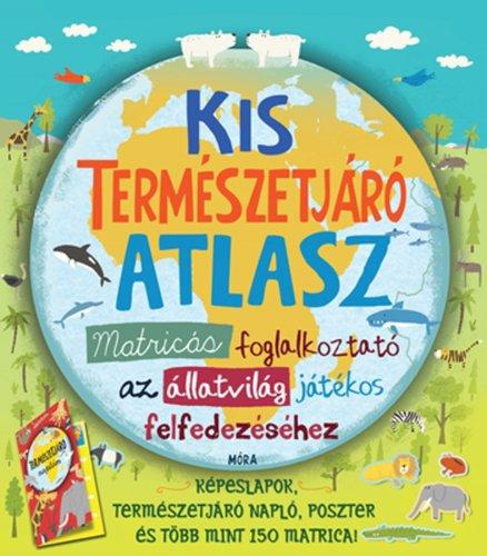 Könyv - Kis természetjáró atlasz