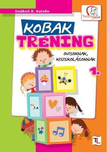 Könyv - Kobak tréning 1.