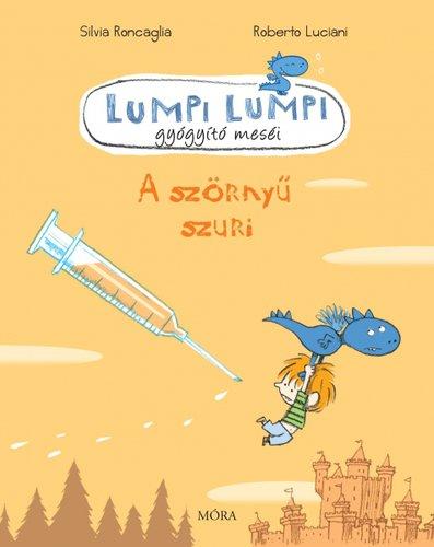Könyv - Lumpi Lumpi A szörnyű szuri