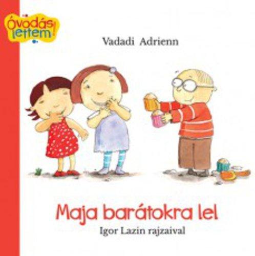 Könyv - Maja barátokra lel