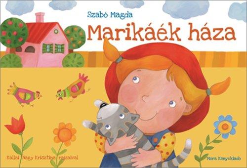 Könyv - Marikáék háza