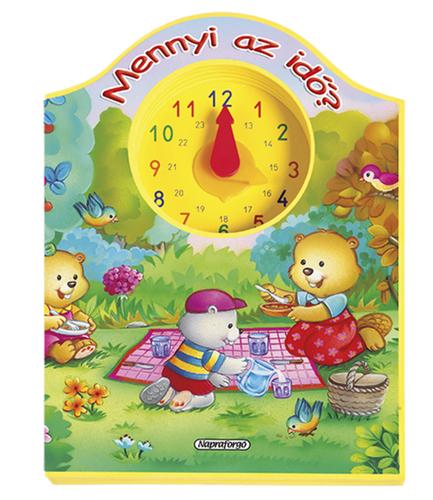Könyv - Mennyi az idő