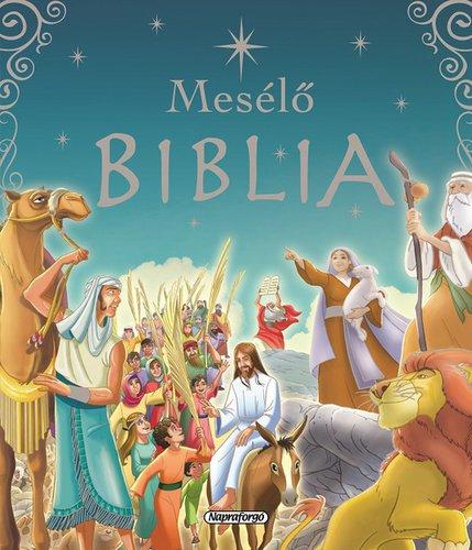 Könyv - Mesélő biblia