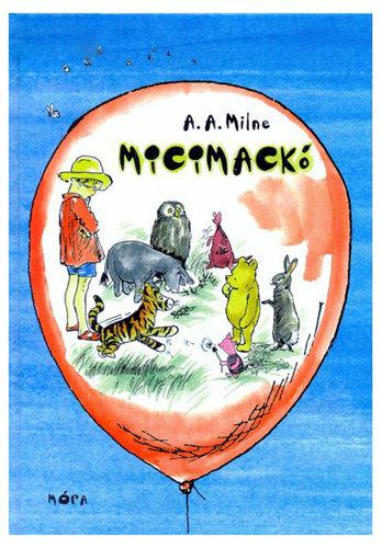 Könyv - Micimackó