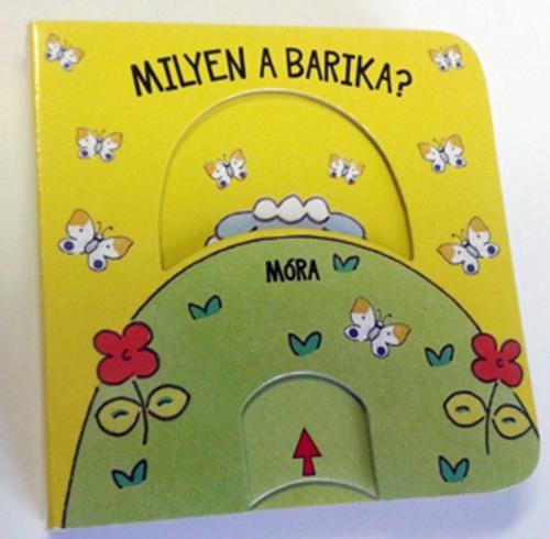 Könyv - Milyen a barika?