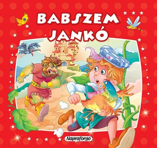 Könyv - Mini pop-up - Babszem Jankó