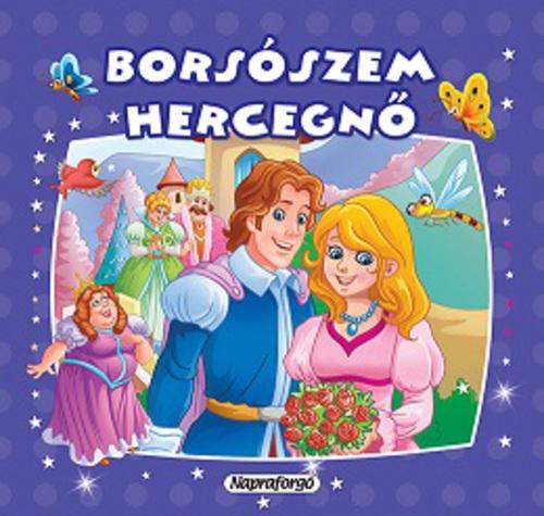 Könyv - Mini pop-up - Borsószem hercegkisasszony