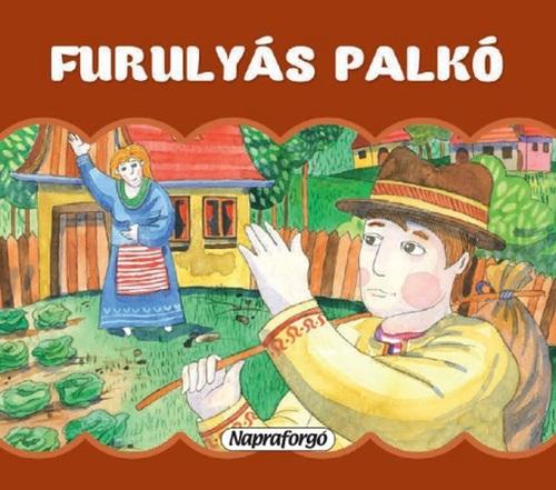 Könyv - Mini pop-up - Furulyás Palkó