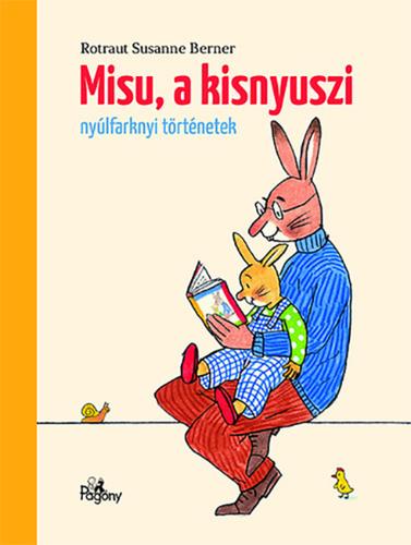 Könyv - Misu, a kisnyuszi
