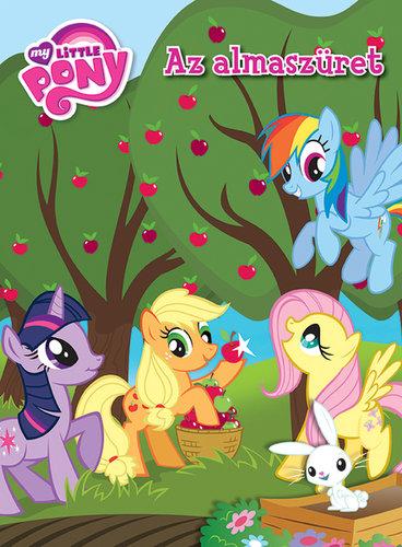 Könyv - My Little Pony Az almaszüret