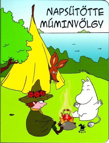 Könyv - Napsütötte Muminvölgy