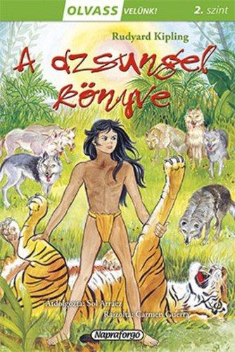Könyv - Olvass velünk! A dzsungel könyve