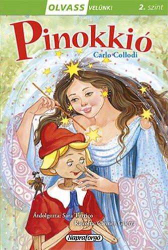 Könyv - Olvass velünk! Pinokkió