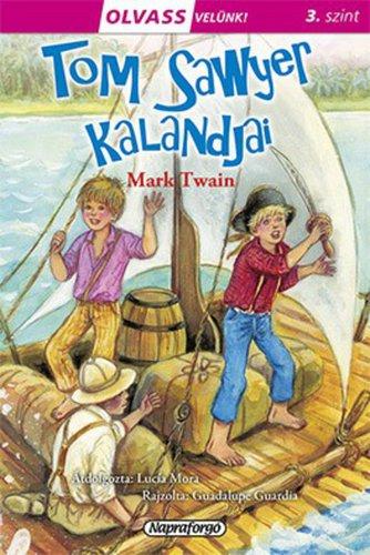 Könyv - Olvass velünk! Tom Sawyer kalandjai