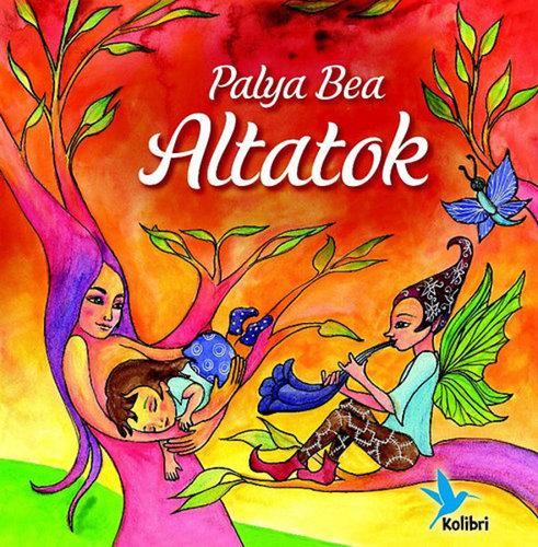 Könyv - Palya Bea - Altatok