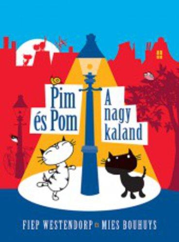 Könyv - Pim és Pom