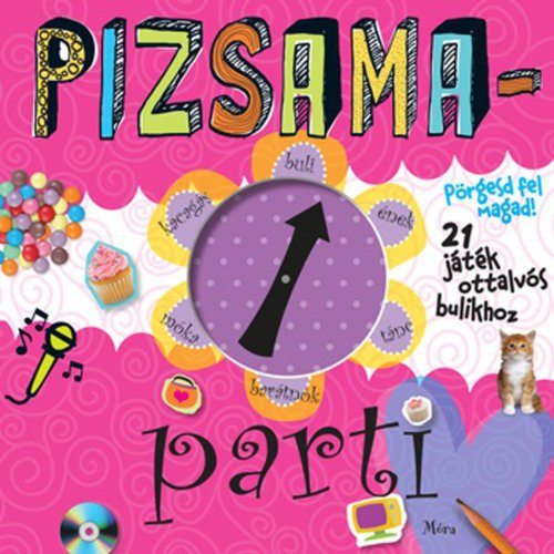 Könyv - Pizsama parti