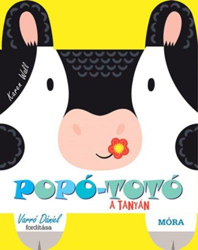 Könyv - Popó-Totó a tanyán