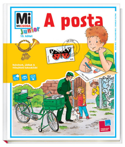 Könyv - Posta - JUNIOR