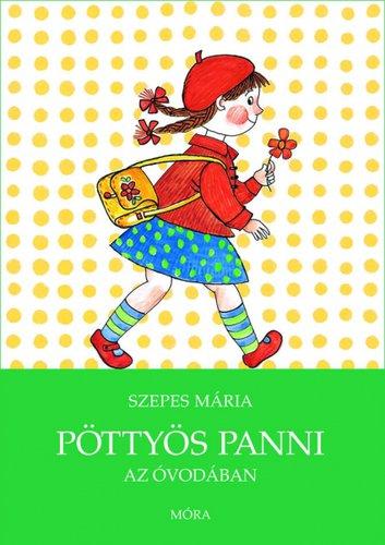 Könyv - Pöttyös Panni - Az óvodában