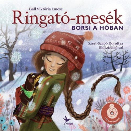 Könyv - Ringató mesék - Borsi a hóban
