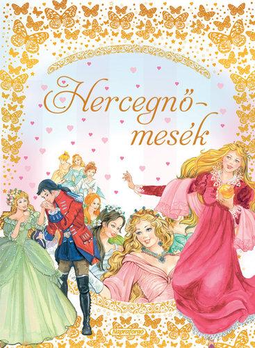 Könyv - Rózsák meséi - Hercegnőmesék