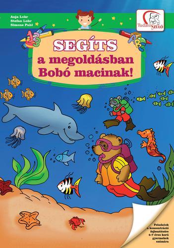 Könyv - Segíts a megoldásban Bobó macinak