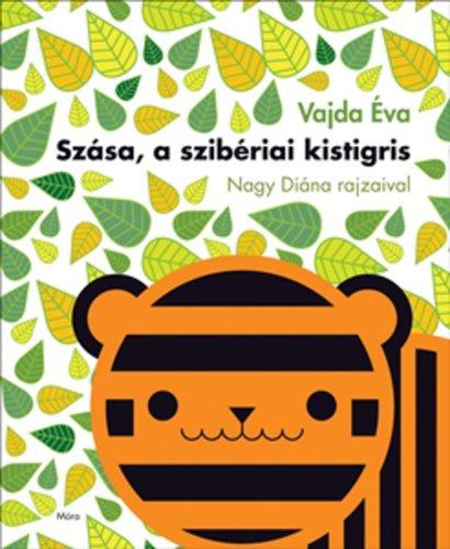 Könyv - Szása a szibériai kistigris