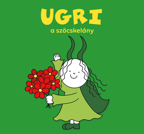 Könyv - Ugri a szöcskelány