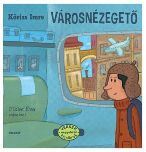 Könyv - Városnézegető