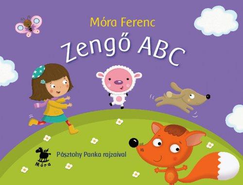 Könyv - Zengő ABC leporelló